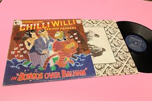 CHILLI-WILLI-amp-RED-HOT-PEPPERS-LP-BONGOS-ORIG-ITALY-1974-EX