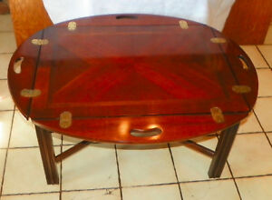Beau Image Is Loading Mahogany Butler Coffee Table By Lane CT177
