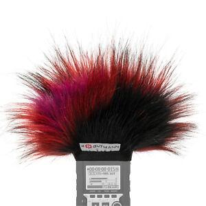 Gutmann-Microfono-Protezione-Dal-Vento-per-sony-PCM-D10-Modello-Butterfly