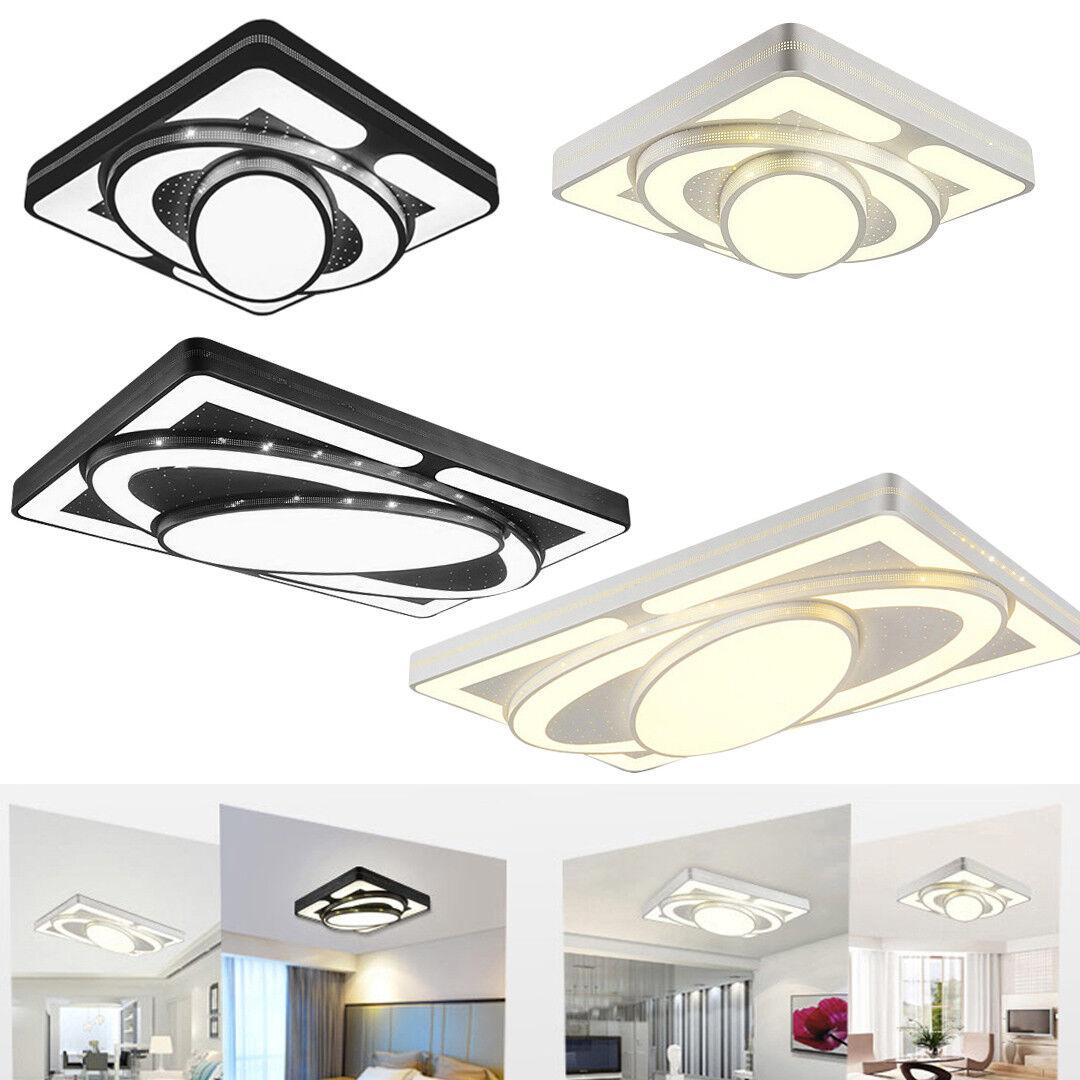 Details zu LED Lampe Deckenleuchte Deckenlampe Badleuchte  DimmbarSchlafzimmer Wohnzimmer