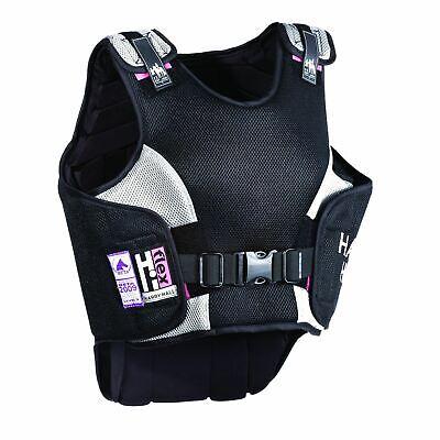 Espressive Harry Hall Hi Flex Leggero Elasticizzato Donna Corpo Protettore Rider Di Sicurezza-mostra Il Titolo Originale