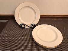 "Lenox ""GOLDEN SAND DUNE""  ~ Set of 4 ~ Salad Plates ~ 8"""