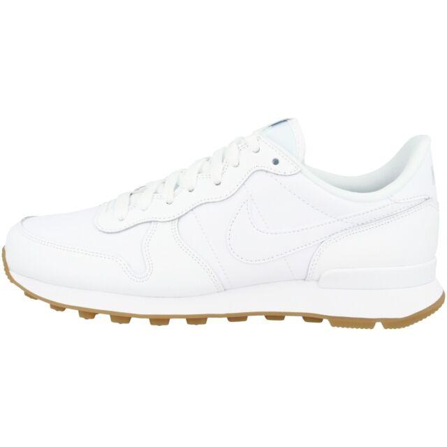 Nike WMNS Internationalist Sneaker für Damen Weiß, EU 40, UK 7.5 (828407 103)