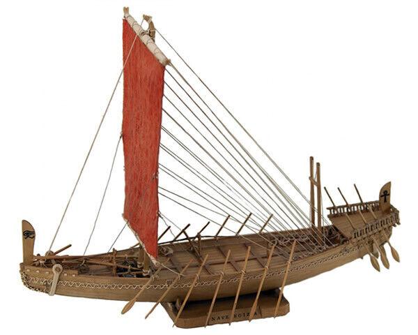 Amati AM1403 Scatola di montaggio Nave Egizia 1 50 modellismo