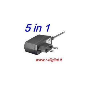 ALIMENTATORE NINTENDO CARICATORE 3DS DS DSi DLL DSL XL NDS NDS NDSI NDSL NDLL 3D