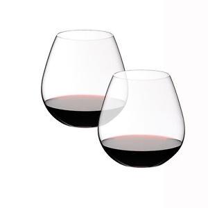 704061a95a9 Riedel O Pinot/Nebbiolo Glasses - Set of 2 798525561235   eBay