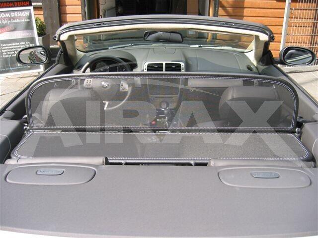 Airax Wind Deflector Quick Closure Jaguar Xk Xkr Type 150 QQ6_Bj.03.2006