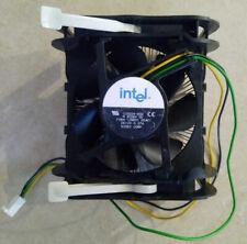 """Intel Socket 478 Copper Core//Aluminum Heat Sink /& 2.5/"""" Fan D34080 up to 3.40GHz"""