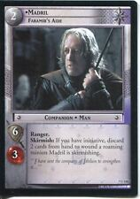 Lord Of The Rings CCG Card RotK 7.U110 Madril, Faramir's Aide