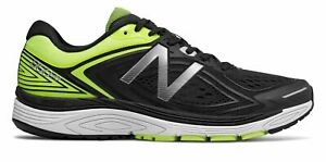 New-Balance-Male-Men-039-s-860V8-Adult-Dual-Density-Midsole-Black-With-Yellow