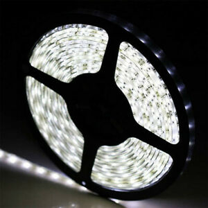 5M-3528-SMD-300-LED-Non-Waterproof-Flexible-Strip-Light-DC-12V-Cool-White