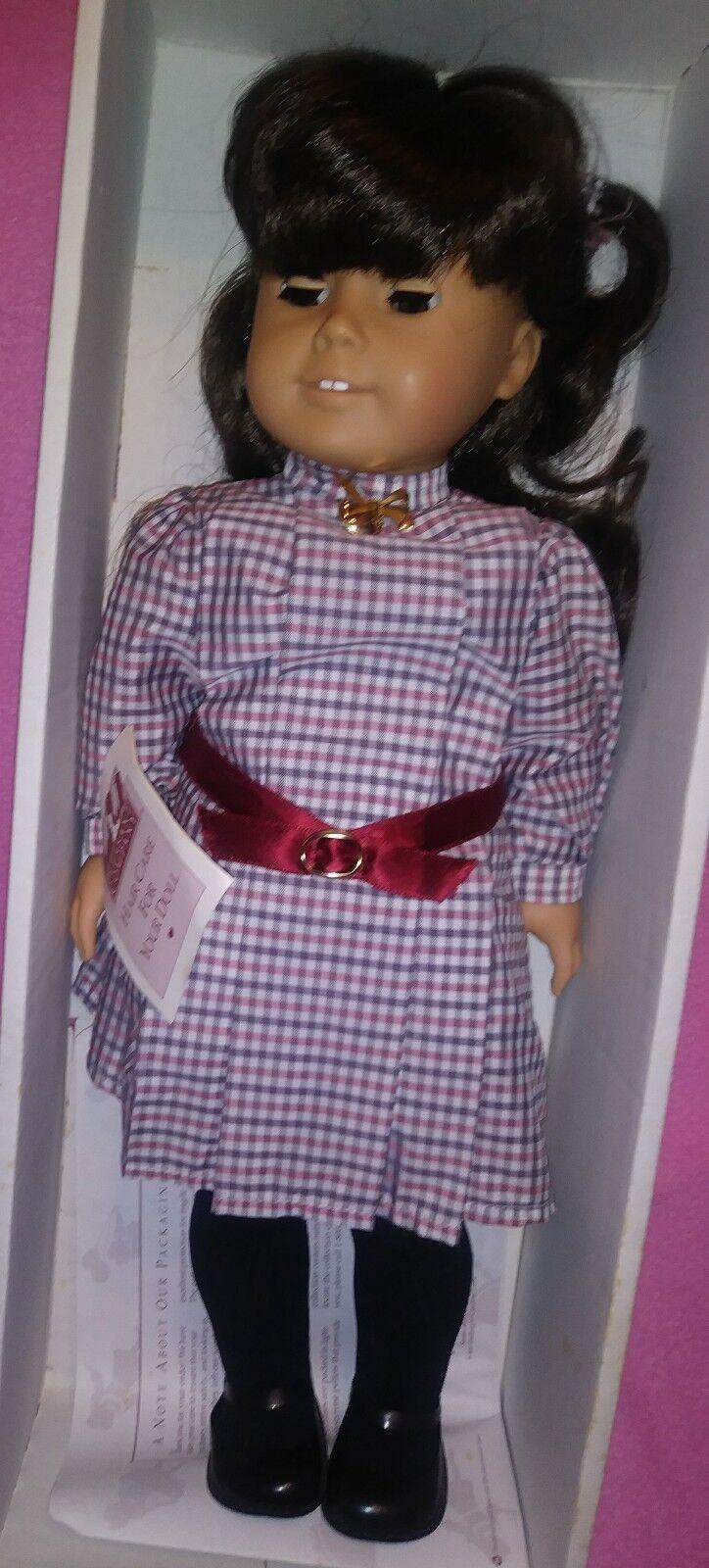 Pleasant Company American Girl 5.5m Bambola Samantha Parkington Vintage