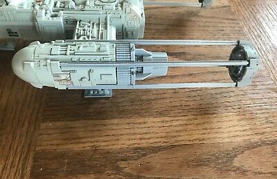 Kenner Star Wars Y-Wing REAR END EXHAUST PART 3D Printed