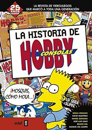 La Historia de Hobby Consolas(1991-2001).Mosquis, como mola (Biblioteca del rec
