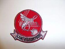 b7212 Vietnam US Navy Attack Squadron Light Atkron Four 4 ron IR27E