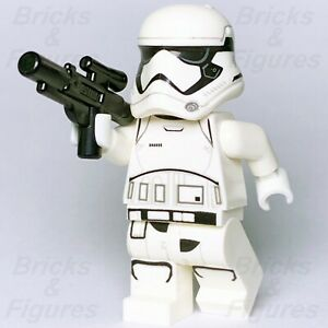 Star-Wars-LEGO-First-Order-Stormtrooper-Minifigure-75225-75166-75179-Genuine