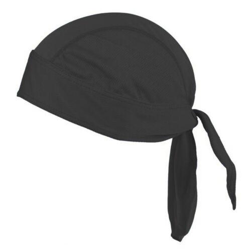 Kochmütze Kochbekleidung Kochhaube Kochhut Hut Mütze Zandana Kopftuch Schwarz