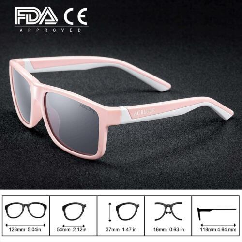 Details about  /ACBLUCE Kids Sunglasses Polarized Sport TPEE//Blue Light Blocking Glasses for Boy