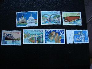 Switzerland-Stamp-yt-N-1367-1378-A-1382-1434-Obl-A8-Stamp-Switzerland