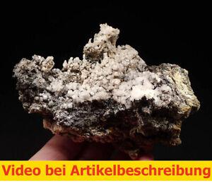 7829 Salmiak ca 9*13*8 cm Carola Mine Ost Erzgebirge Sachsen Deutschland MOVIE