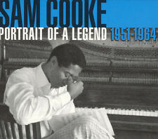 Sam Cooke PORTRAIT OF A LEGEND 1951-64 Best Greatest Hits 180g NEW VINYL 2 LP