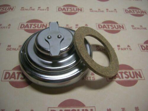 For NISSAN B10 B110 DATSUN 1200 1000 A12 A14 A15 Oil Filler Early Cap Genuine