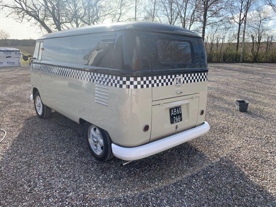 VW T1 1,5 T1 Benzin modelår 1960 km 100000 Beige