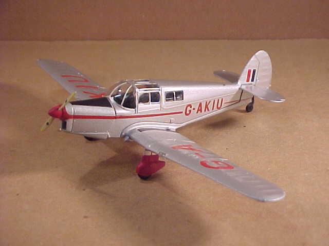 Oxford PP001 1 72 Diecast Percival Proctor Mk V, G-AKIU, Classic Air Force
