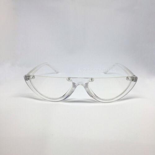 élégantes yeux chat à soleil de la Clair de 2018 Lunettes mode Transparent Nouvelles lunettes 0UBwSg