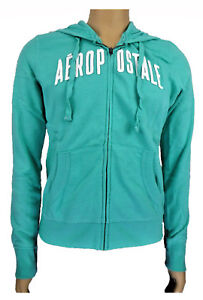 New-Aeropostale-full-zip-hoodie-womens-size-L-or-XL-your-choice