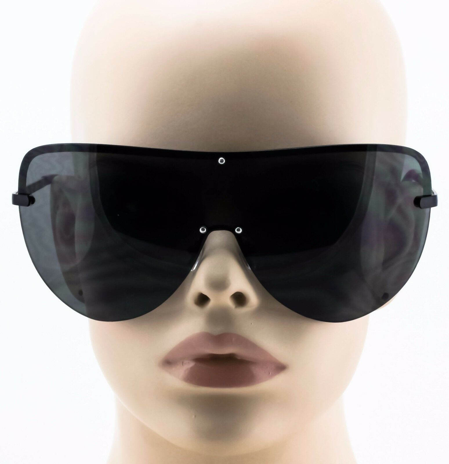 b87726076f1 Elite XXXL Oversized HUGE Big Mask Shield Half Face Owen Large Sunglasses  165 for sale online