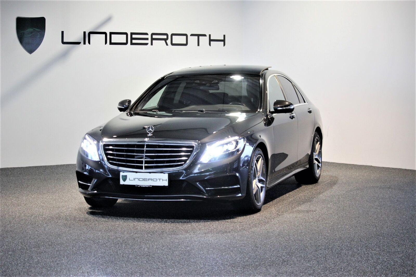 Mercedes S350 d 3,0 aut. 4d - 829.500 kr.
