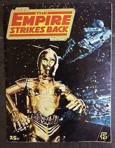 *rare* Empire Strikes Back Sticker Album *100% Complete* Fks Publishers