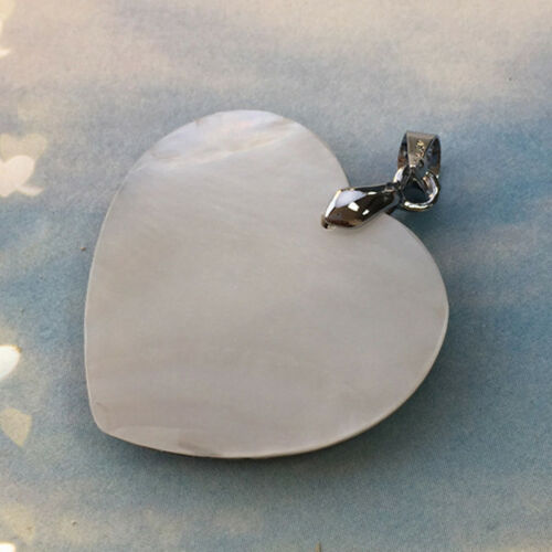 Handmade Abalone Shell Pendant Charm Beads Pendant Jewelry Making DIY DSUK