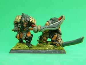 Hobgoblins - Grenadier Nick Lund - AD&D D&D WFB Metal - Painted