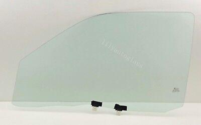 Fit 1998-2002 Honda Accord 4 Door Sedan Driver Side Left Rear Door Glass