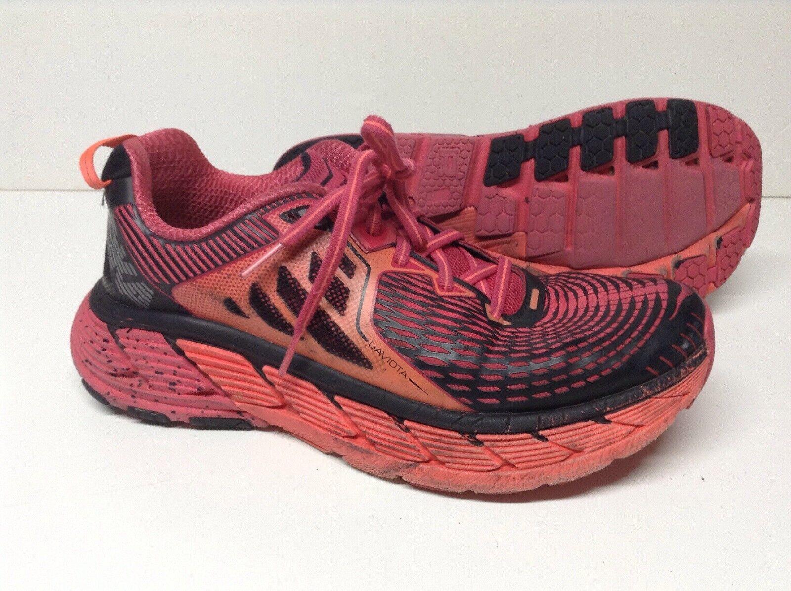 Hoka One One gaviota rosadodo negro Running zapatos zapatos zapatos Para Mujer EE. UU. 9 40 EUR  la red entera más baja