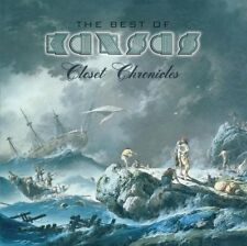 Kansas - Closet Chronicles - The Best Of Kansas SONY RECORDS CD 2003