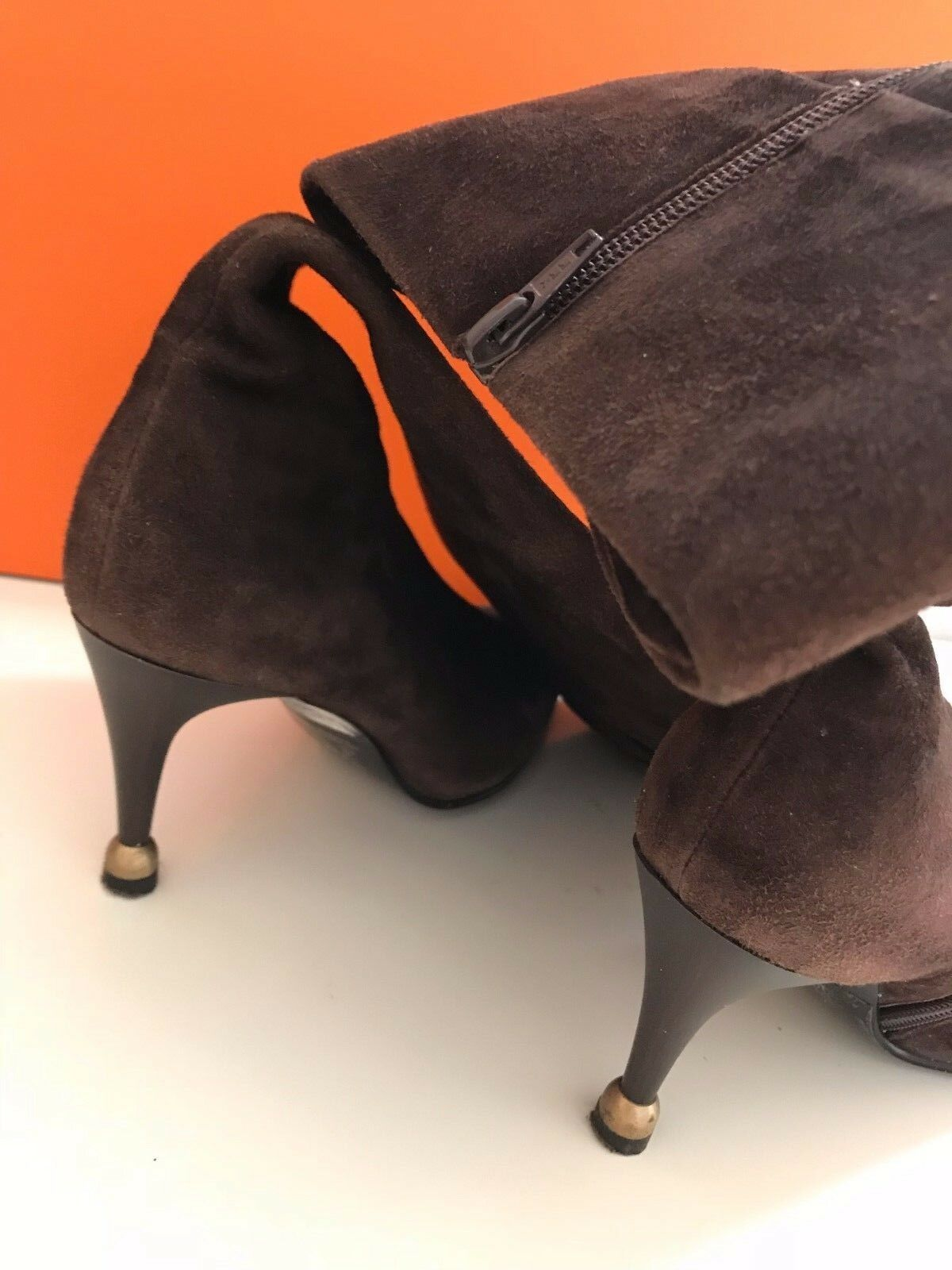 2018 agujeros para mujer Denim Zapatos Zapatos Denim Botas sobre la rodilla del muslo Alto Puntera Puntiaguda Delgado Pierna Caliente 91dd5f