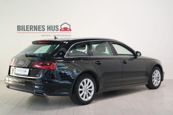Audi A6 3,0 TDi 218 Avant S-tr. - billede 1