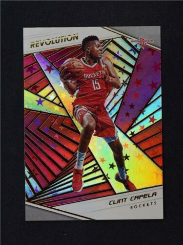 2018-19 Panini Revolución astro #68 Clint Capela