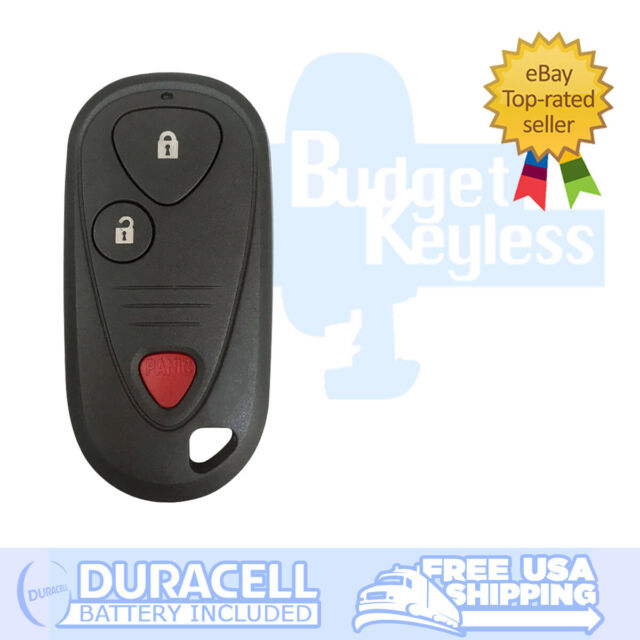 Original 2001- 06 Acura MDX 3button Keyless Entry Remote