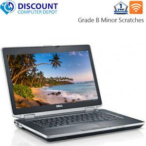 Dell-Laptop-Latitude-Windows-10-Pro-Core-i5-8GB-256GB-SSD-DVD-Wifi-PC-Computer