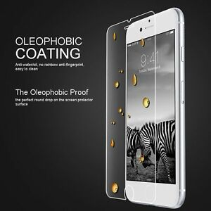2PCS-Tempered-Glass-Protective-Screen-Protector-Film-for-Apple-iPhone-X-7-8-Plus