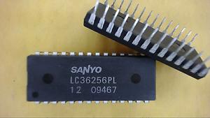 SANYO-LC36256PL-28-Pin-Dip-Original-IC-New-Lot-Quantity-1