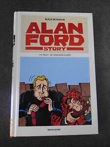 ALAN FORD STORY n° 140 (contiene i nn° 279 e 280) - MONDADORI CARTONATO - NUOVO