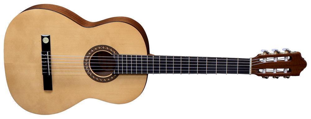 GEWA Konzertgitarre Pro Arte GC 130 II, 4 4 Größe - inkl. GigBag NEU