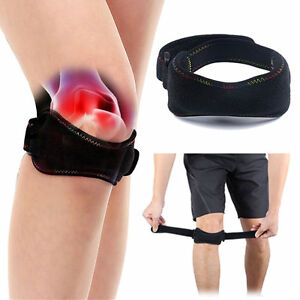 ebcdf03959 Patella Strap Knee Band Brace Support Sport Runners Jumper's Relief ...