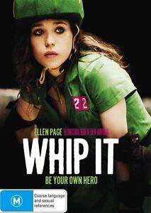 Whip-It-dvd-region-4-Australia-like-new-condition-free-postage-Australia-wide