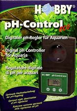 pH-Control eco  Hobby  Digitaler pH-Regler für Aquarien